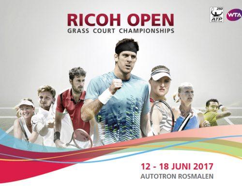 Amex moedigt de wereldtop en jong talentaan bij het Ricoh Open 2017