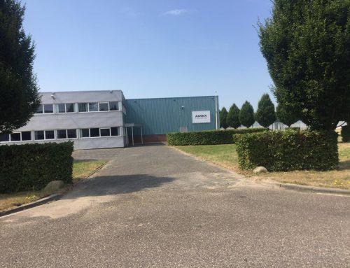 Nieuwe fase in Lelystad voor Amex Logistics in 2019!