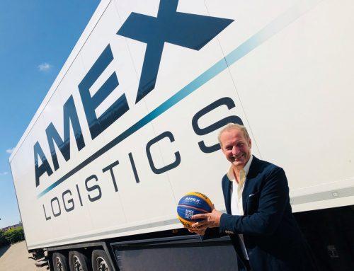 Amex Logistics partner van 3×3 teams op 'Road to Tokyo'