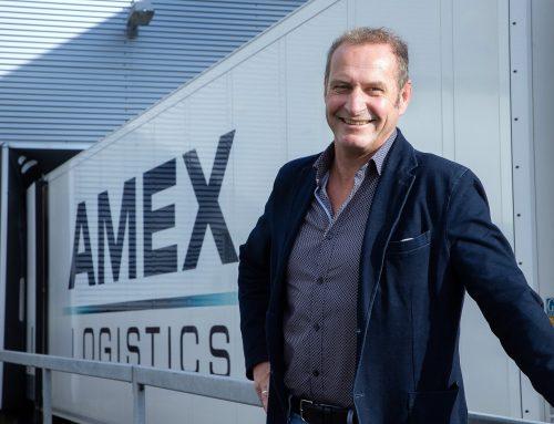 Het Amersfoortse transportbedrijf Amex Logistics vestigt zich op Lelystad Airport Businesspark (bron: lab.nl)